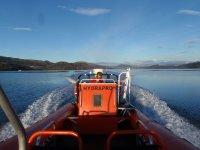 Fyne Pioneer on Loch Fyne