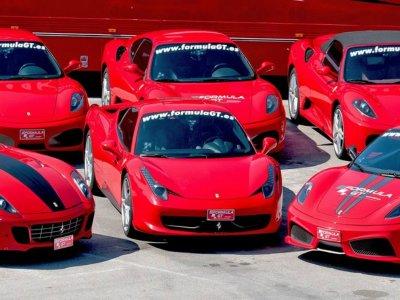 Drive Ferrari F430 F1, low cost in Kotarr