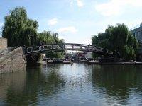 Camden Lock Bridge