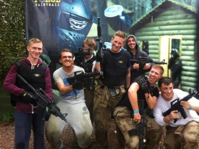 Predatorsport Paintball
