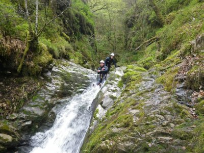 Canyoning in Sella River Very High Difficulty