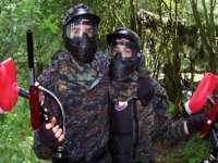 Paintball are for lovers