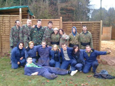 Paintball Herefordshire