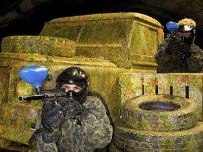 Tower Paintball