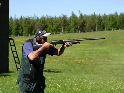Steve Smith Shooting Ground