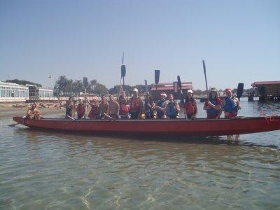 Canoe trip - Dragoon 1h in San Pedro del Pinatar