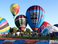 We are the British School of Ballooning!