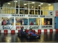 The Indikart racing venue