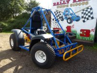 One of our karts