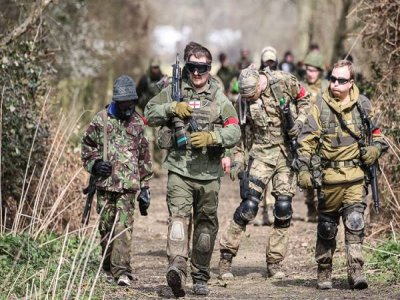 Ace Combat Airsoft Bring your Own kit