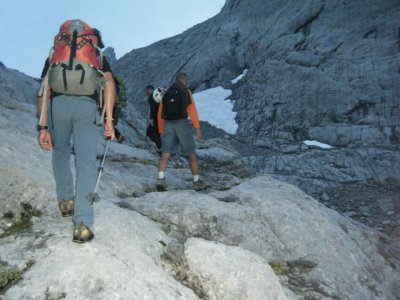 3-Hour Hiking Rute in Huerta