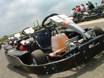 Pro-Am Outdoor Karting