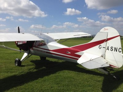Peterborough and Spalding Gliding Club