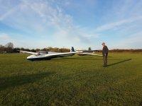 Beautiful days at Bidford Gliding