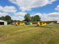 Aircrafts ai Bidford Gliding