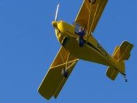 Light aircraft at York Gliding Centre