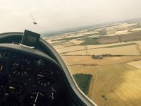 Incredible views with Welland Gliding Club