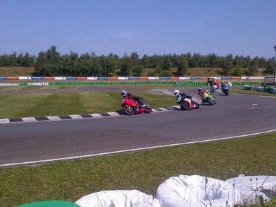 Three Sisters Race Circuit