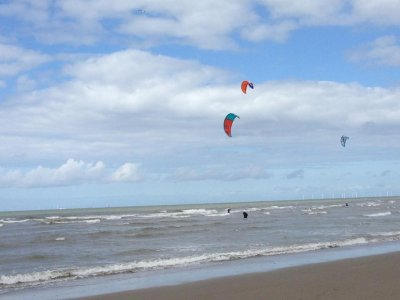 North Wales Kitesurfing