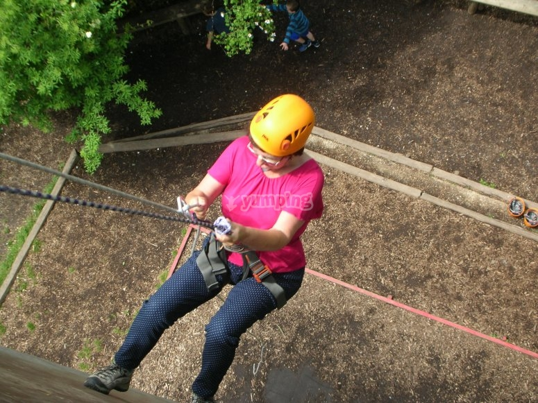 Sussex Charity Abseiling