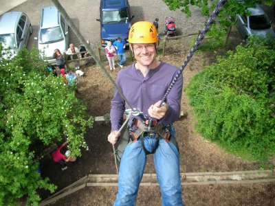 Abseil Tower Experience