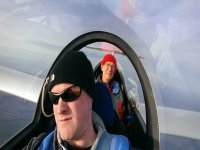 Trail flights with Herefordshire Gliding Club