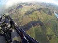 Enjoy stunning views with Herefordshire Gliding Club