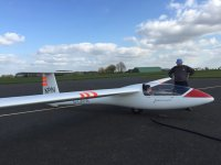 Let´s begin the journey with Rattlesden Gliding Club!