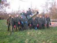 Paintball army