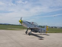 Advanced training in Staverton Flying School