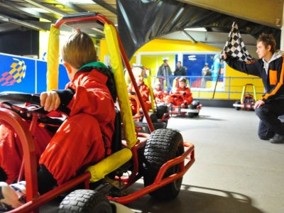 Anglia Indoor Kart Racing