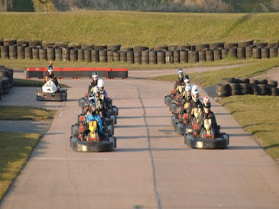 Bayford Meadows Kart Circuit