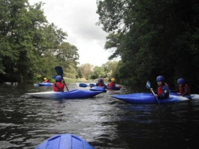 Consett & District YMCA Kayaking