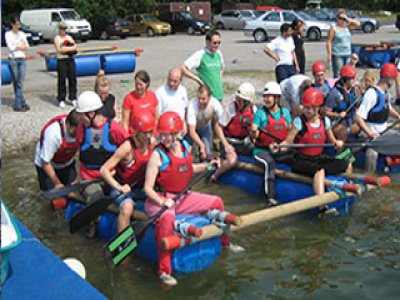 Consett & District YMCA Rafting