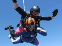 skydiving in Hibaldstow