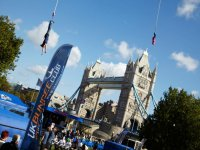 Bungee jumping in London