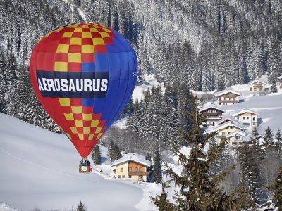 Aerosaurus Balloons Devon