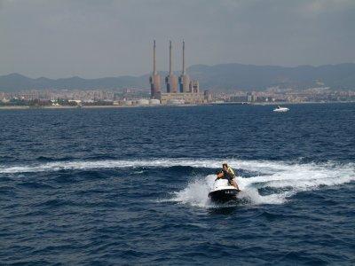 30-Min Jet-Ski + 10-Min Banana Boat, Barcelona