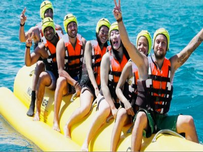 1-Hour Jet-Ski + 10-Min Banana Boat, Barcelona