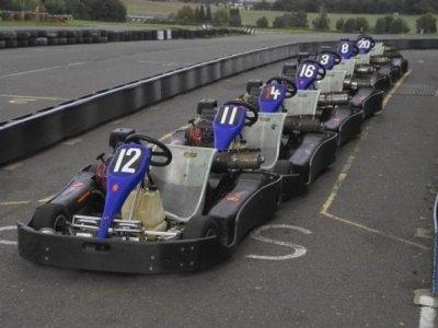 Tamworth Karting at Priory Park Circuit