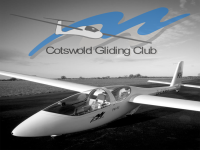 Cotswold Gliding Club Logo