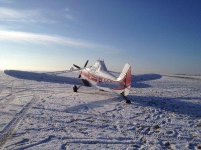 The Yorkshire Gliding Club