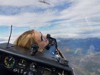 Amazing views with Deeside Gliding Club
