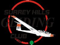 Surrey Hills Gliding Club Logo