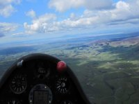 Enjoy nice views with Bowland Forest Gliding Club