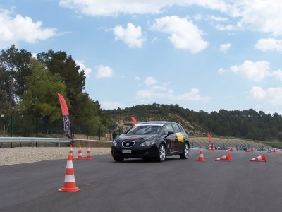 Fast Parcmotor Castellolí