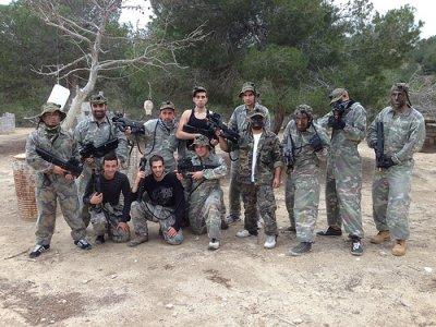 Battlefield 2 h San Miguel de Salinas