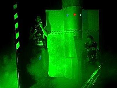 Laser Quest Centres