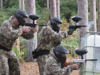 Players shooting