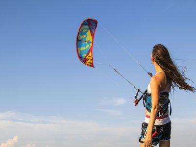 2-Hour Kitesurfing Class, Guardamar or San Pedro